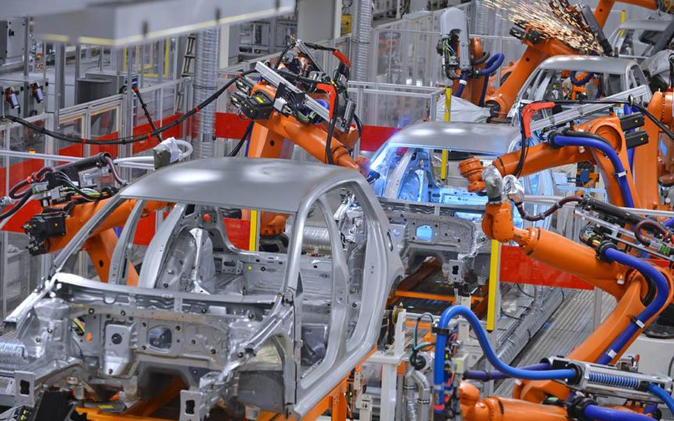 JAMP - automobilový priemysel